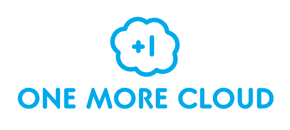 One More Cloud logo